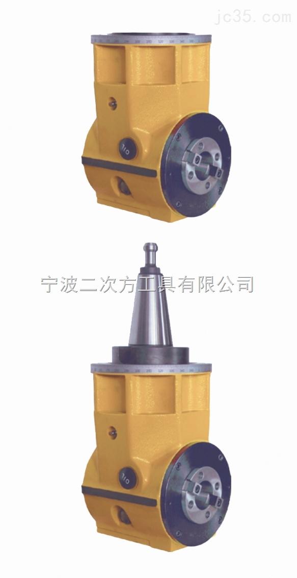 无敌势供应台湾名扬超小型90°铣头(角度头) 机床附件角度头