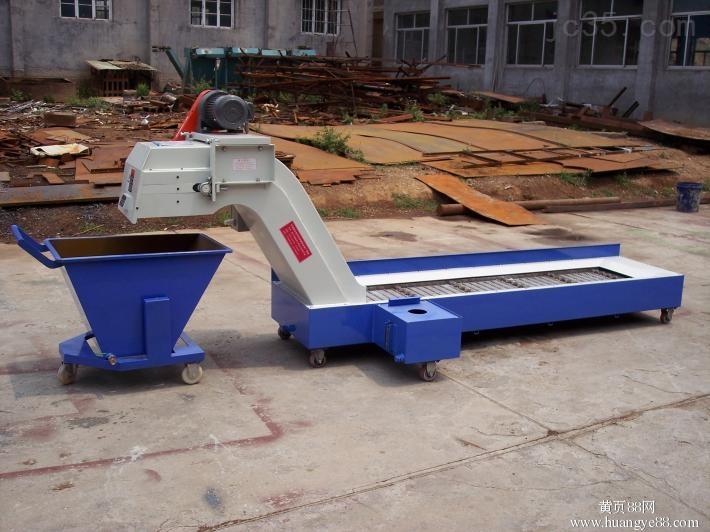 苏州CNC数控加工中心机床链板式排屑机工厂