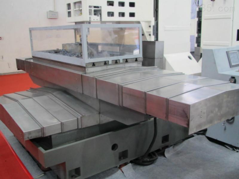 数控切割机X Y轴专用钢板防护罩