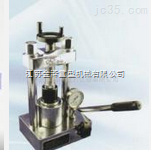 四柱式粉末压片机
