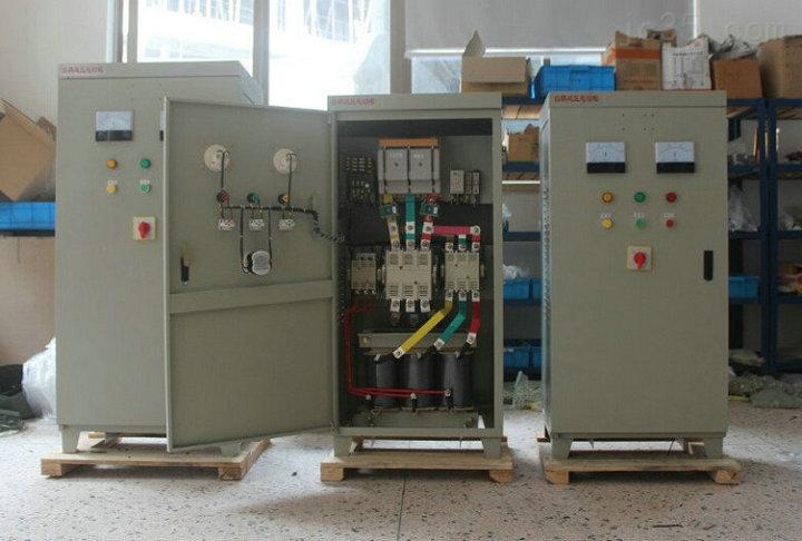 大功率自耦减压启动柜,660V电机软启动器