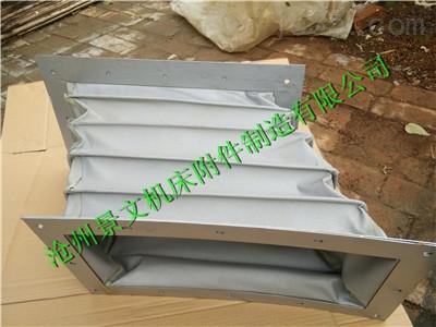 大口径耐高温通风软连接生产制造厂