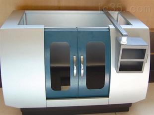 供应数控机床外防护铁壳