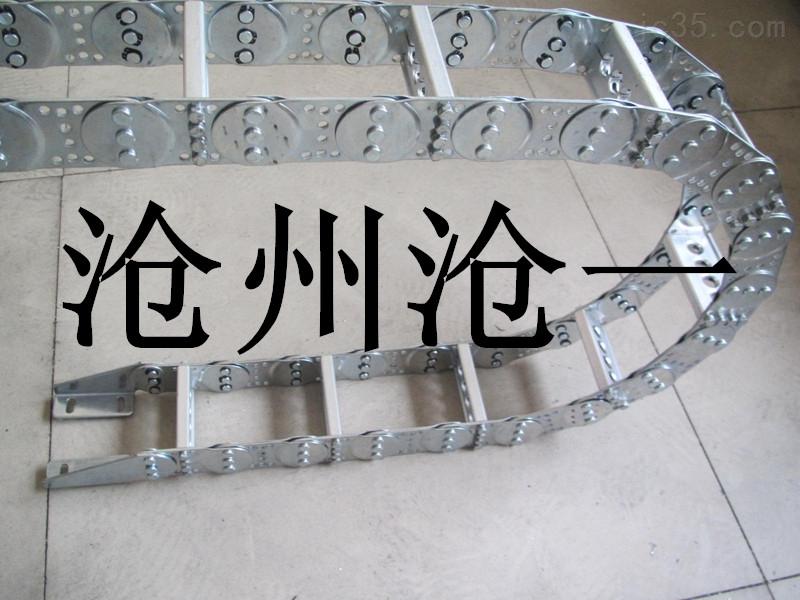 压滤机专用线缆穿线钢铝拖链