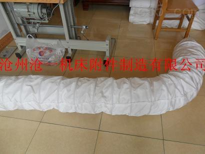 耐磨涤纶帆布水泥卸料伸缩节制造商