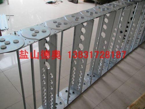 超级钢铝拖链,穿线钢铝拖链,保护型钢铝拖链