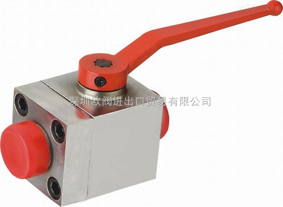 进口316高压球阀 螺纹高压球阀 小口径高压球阀