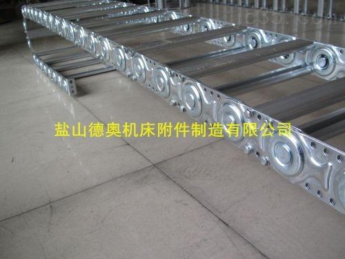 TLG95II桥式穿线钢铝拖链热销