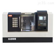 厂家特供双主轴LS-40数控车床-广州佳速精密机械
