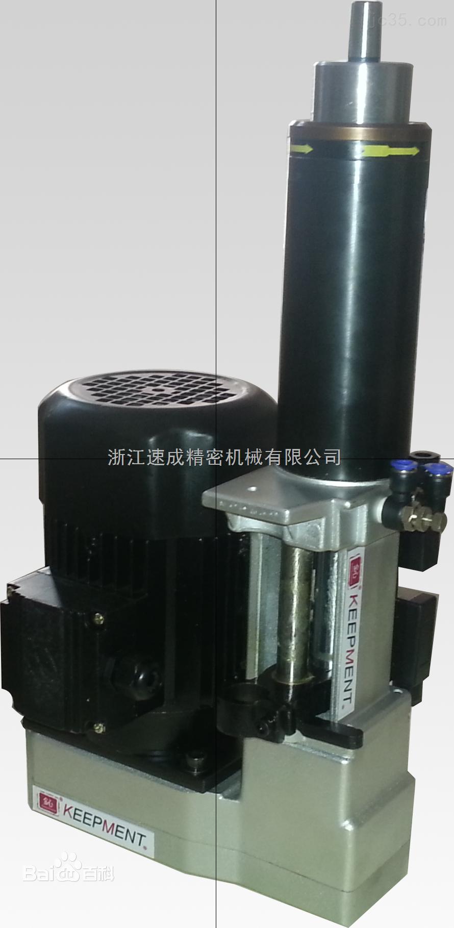 动力头 SF3P型行程80mm长高精度全自动钻孔动力头供应