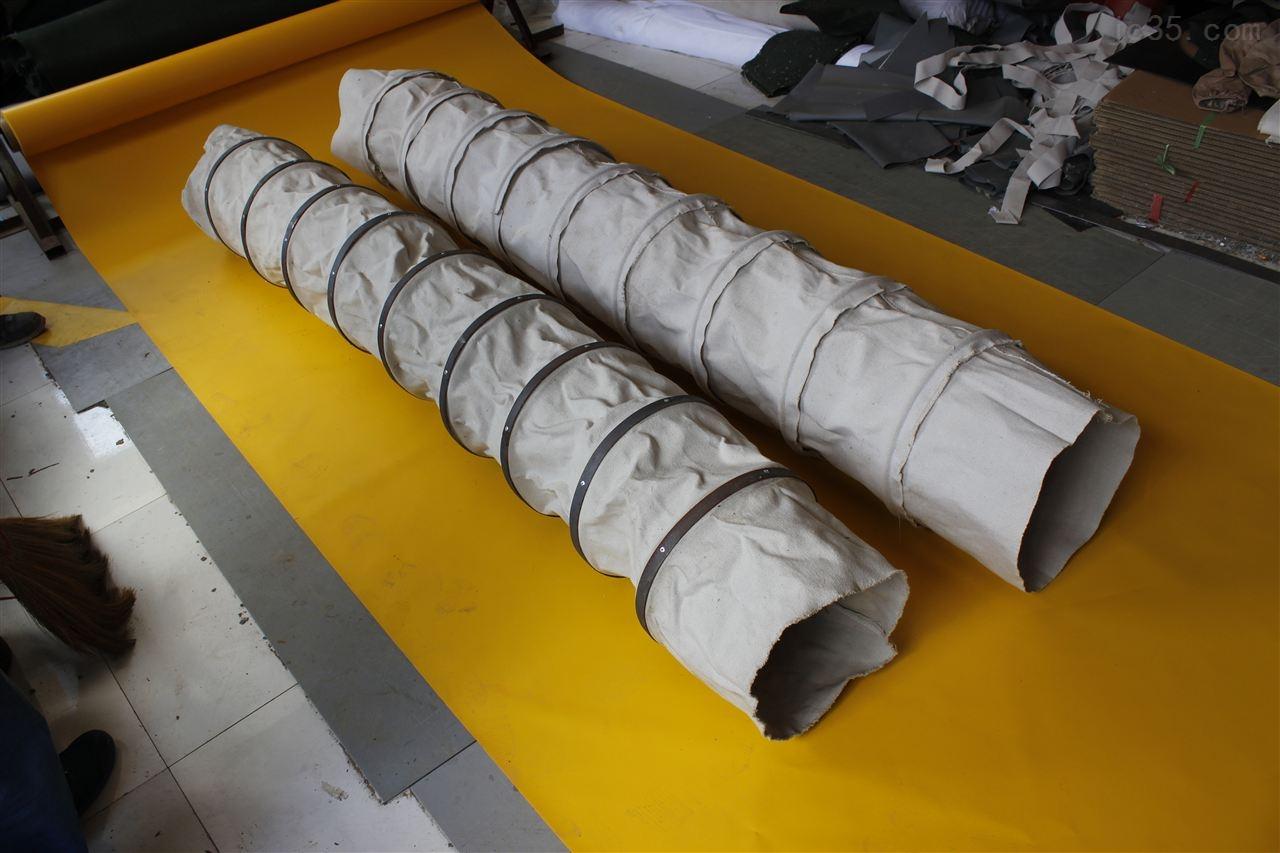 异形伸缩布袋/锥形水泥布袋/菱形布袋