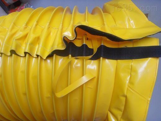 缝合油缸防护套 耐高温防护罩 拉链式油缸保护套