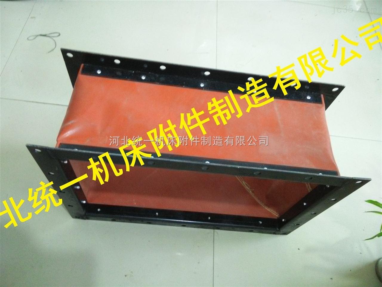 南通耐高温【多种形状】风道口软连接制作厂家