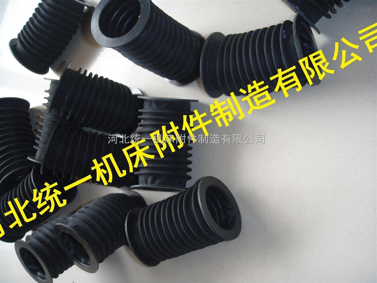 四川耐酸碱密封丝杠防尘罩厂家