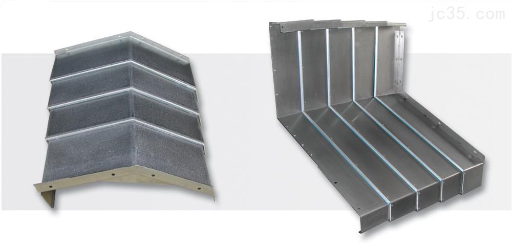 数控车床防护罩,同步运行防护罩生产