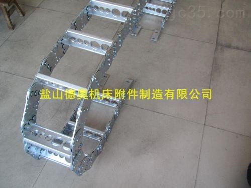 桂林机床线路防护钢制拖链定制厂家