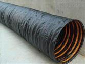 耐磨耐高温防尘风管鼓风机伸缩软连接
