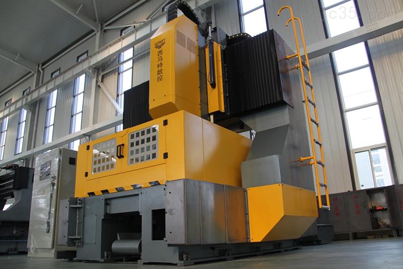 西马特大型龙门数控高速钻床 移动式数控法兰钻设备