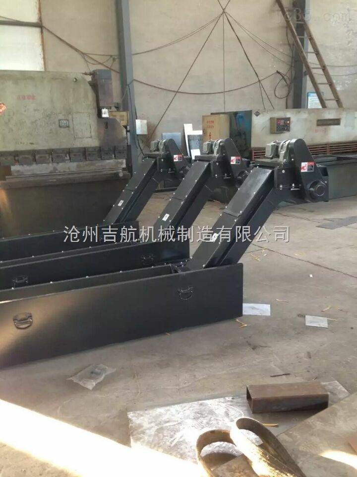 上海刮板式排屑机