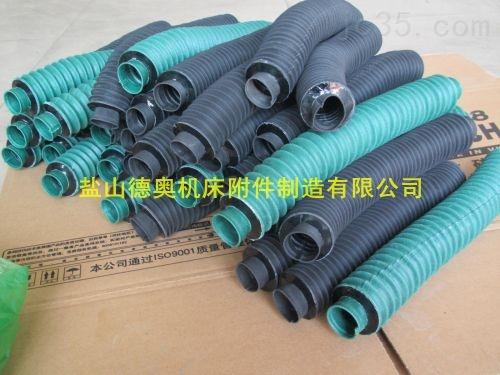 珠海液压缸阻燃防尘伸缩保护套定制厂家