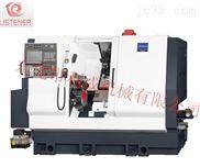 供应鼎盛娱乐宫野双主轴双刀塔BNE42/51主轴箱固定型CNC自动车床