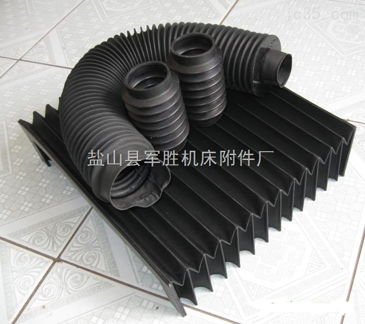 三防布制作风琴防护罩厂家