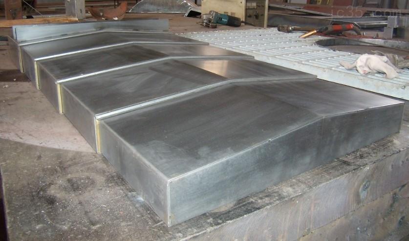 钢板直线导轨防护罩