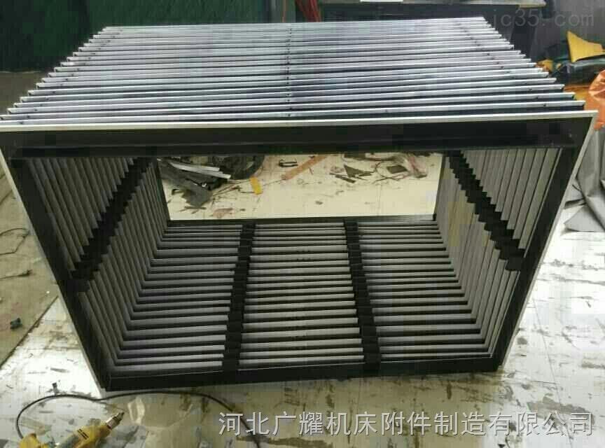 PVC骨架风琴防护罩