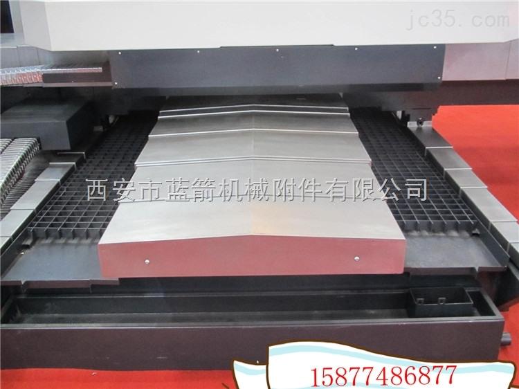 高品質加工中心鋼板防護罩