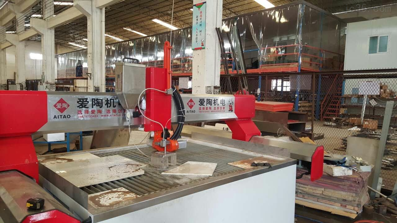 水刀切割机 瓷砖加工设备