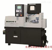 深圳津上20型CNC走心机 B0205全自动车床 金属零件加工机床