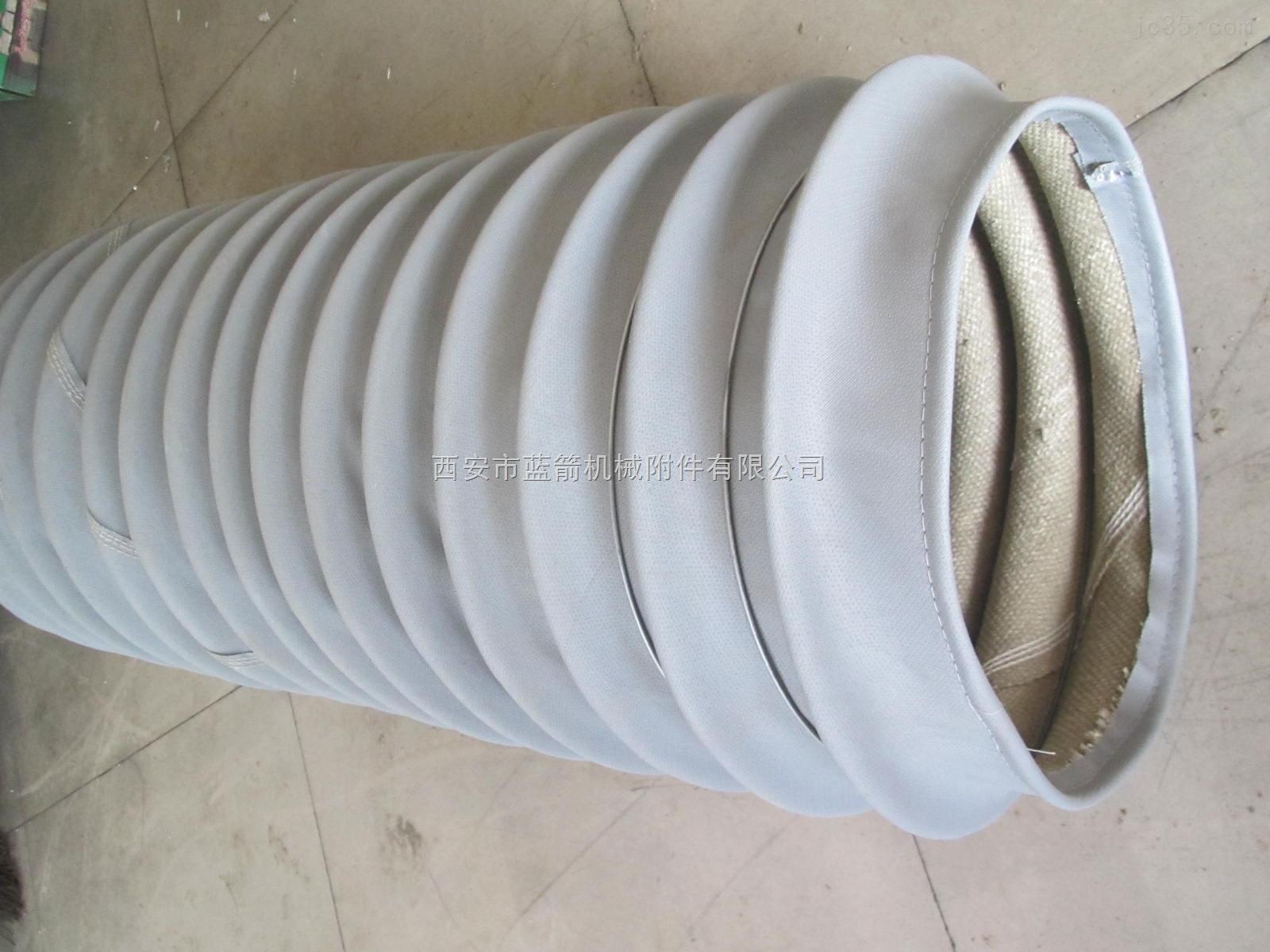 圆筒式橡胶丝杠护罩