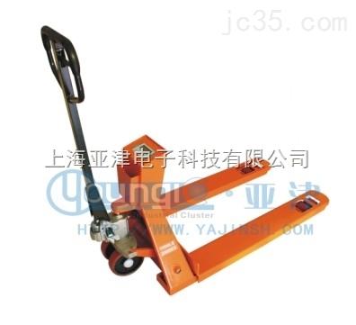 电子称YCS系列搬运叉车地磅带称叉车电子叉车秤