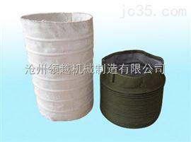 石粉石沫耐磨布输送软连接