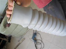 抗压伸缩耐温风管厂家