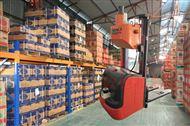 工业移动搬运机器人激光自动导引叉车物料堆垛搬运设备