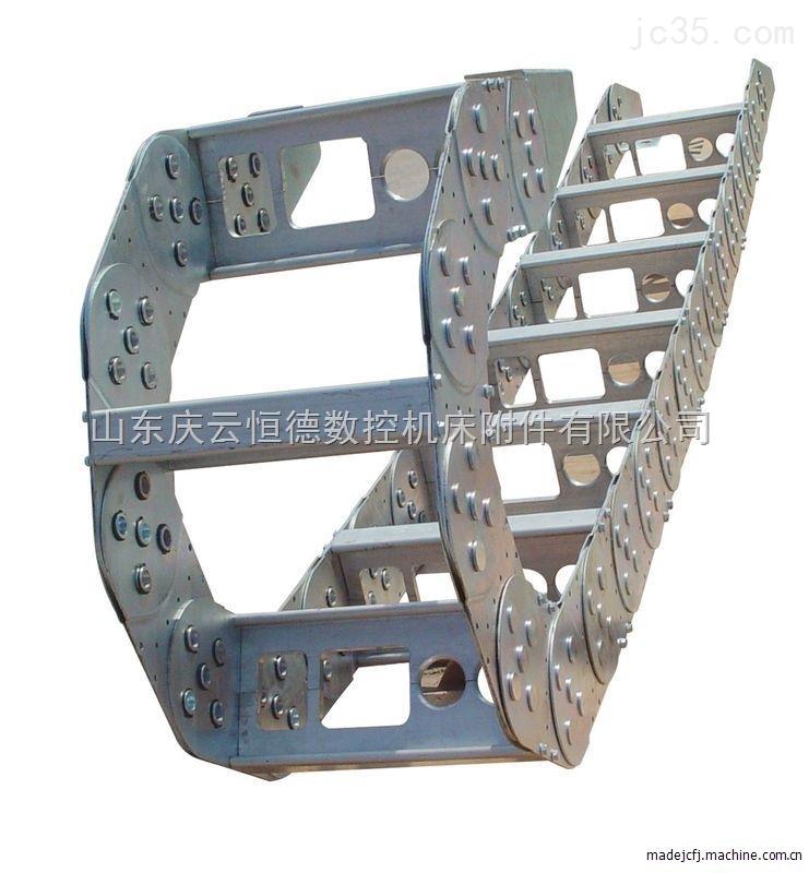 戴奇不锈钢钢制拖链生产厂