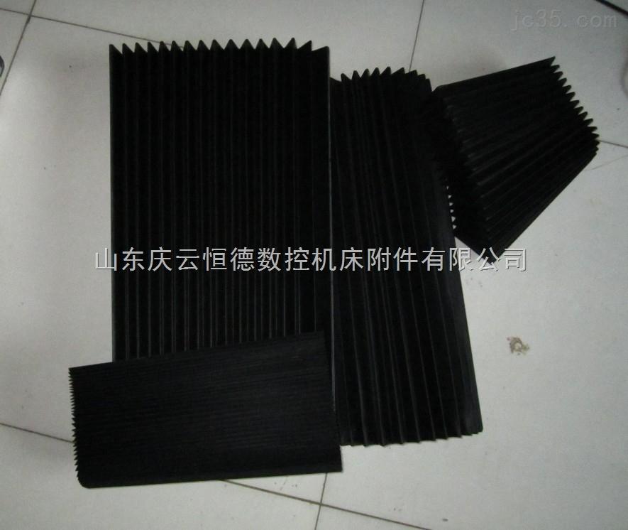不变形、寿命长的风琴防护罩
