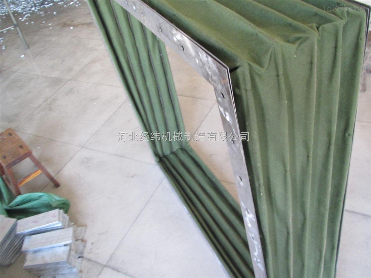 优质耐高温帆布软连接供应商