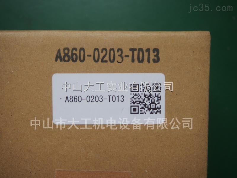 8a844a21eb3c A860系列-FANUC发那克A860-0203-T015电子手轮手持单元-中山大工实业有限公司