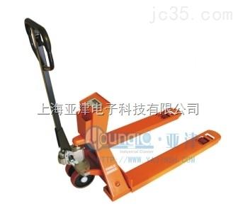 液压叉车秤2吨高防爆等级无锡江阴市1吨叉车秤