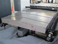 数控车床不锈钢防护罩