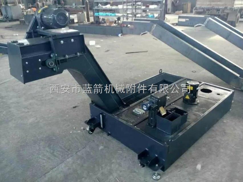 机床生产加工中心磁性排屑机
