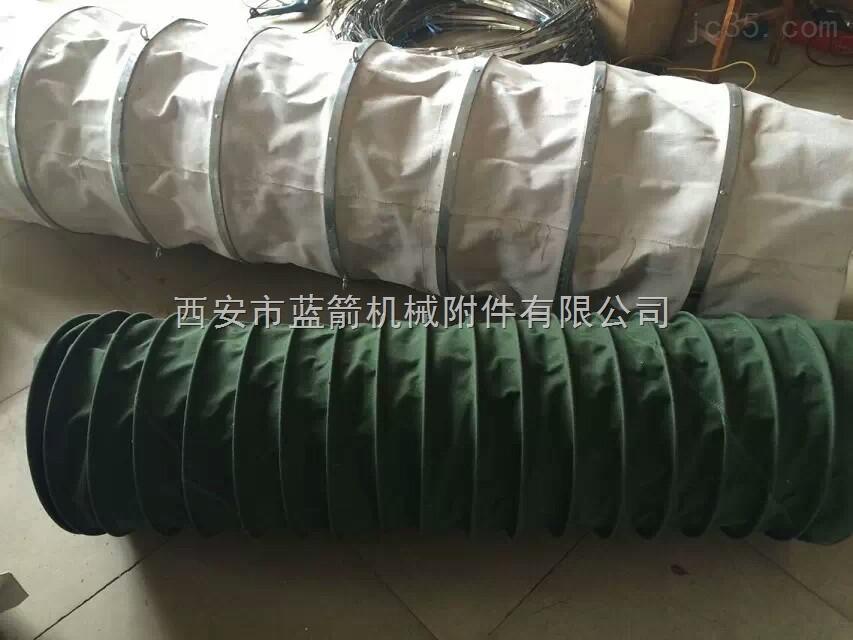 防腐耐磨水泥输送帆布袋