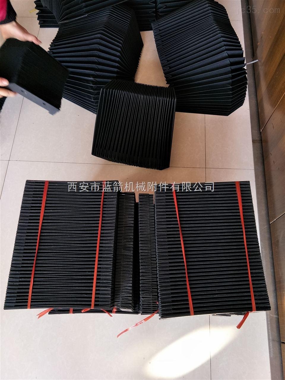 柔性伸缩耐高温多用型风琴防护罩