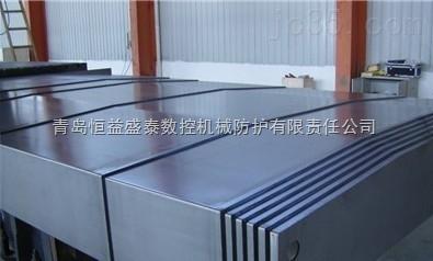 XKA714数控铣床CNC导轨钢板防护罩