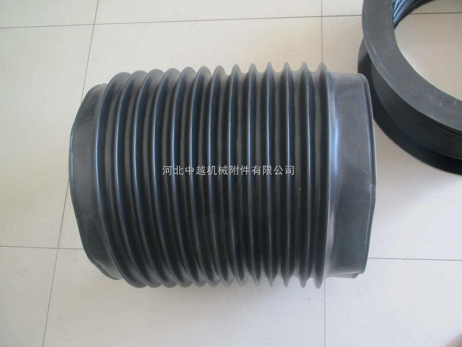 出售批量防水耐磨油缸伸缩橡胶丝杠防护罩