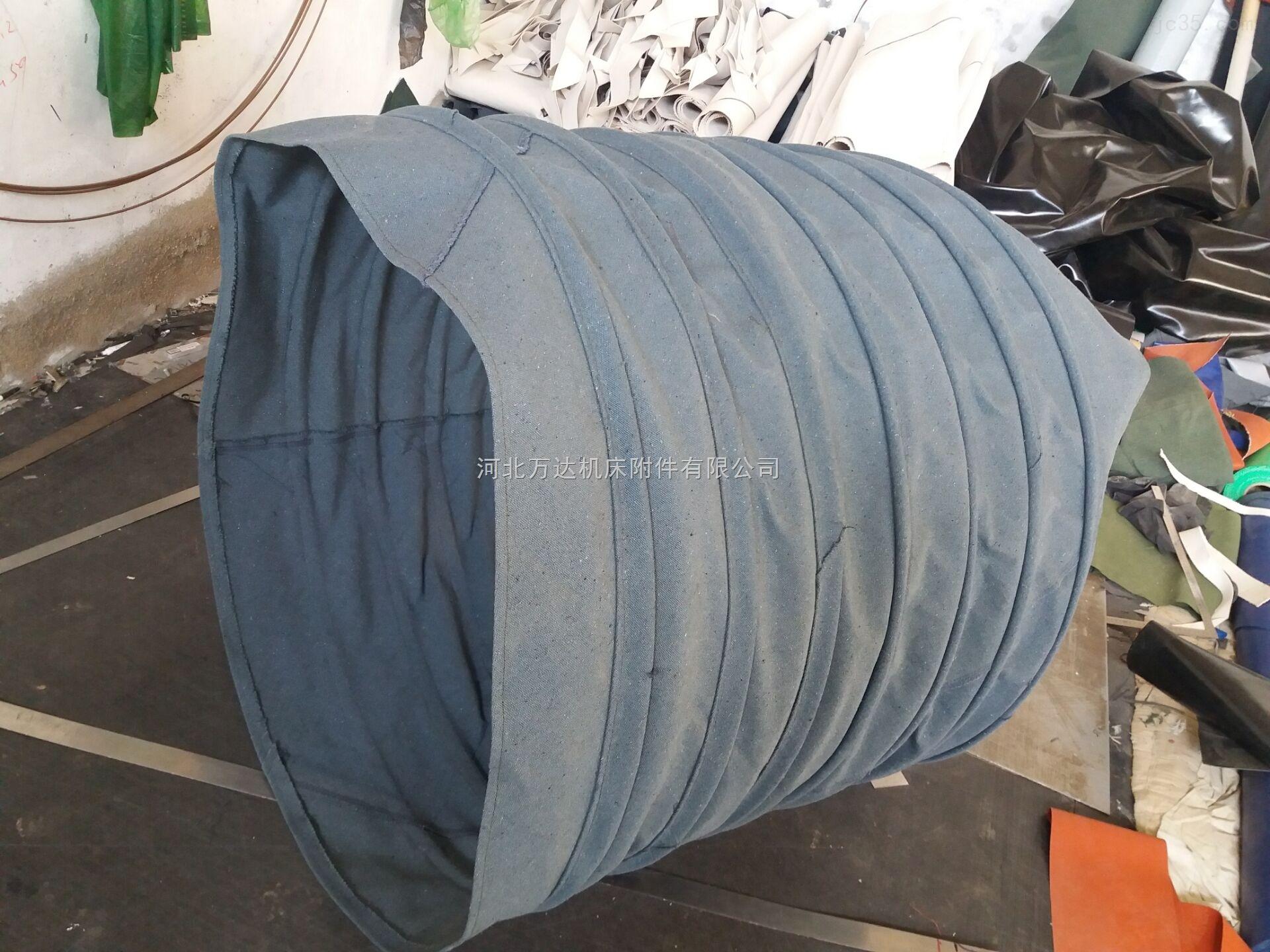 承重机械耐磨除尘三防布通风软连接
