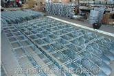 油管保护钢制拖链打孔式