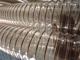 透明pu钢丝软管